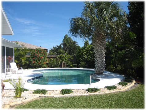 satellite house rentals satellite pool home for rent vacation rental