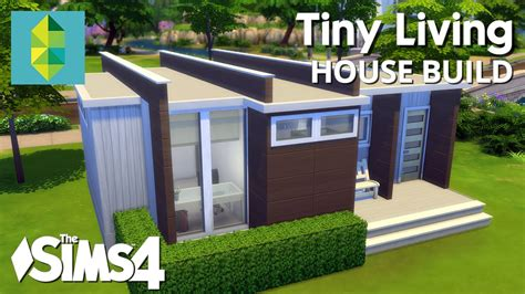 house building like the sims the sims 4 house building tiny living
