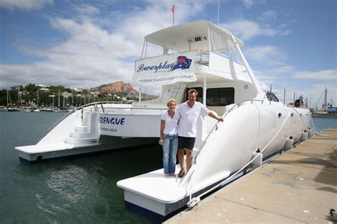 catamarans for sale townsville launched boats powerplay catamarans