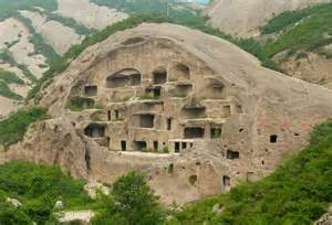 amazing and the caves homes of guyaju china