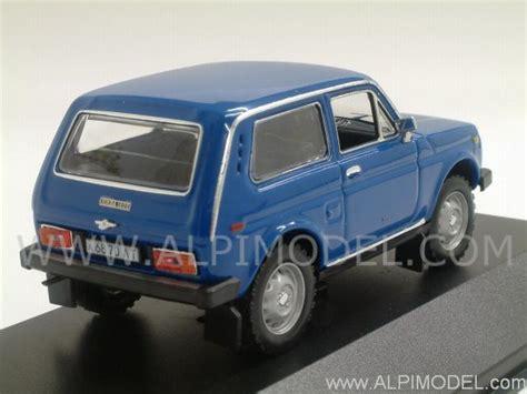 Lada Niva Models Ist Models Lada Niva Vaz 2121 1981 Blue 1 43 Scale Model