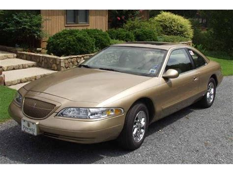 old car manuals online 1998 lincoln mark viii interior lighting classifieds for classic lincoln mark viii 5 available