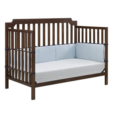 Crib Changing Table Combo Baby Relax Kypton 3 1 Convertible Crib With Changing Table Combo Set Espresso Ebay