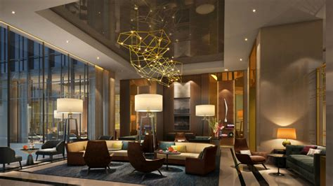International Interior Design Companies In Dubai by Hotel Design Ideas Four Seasons Hotel In Dubai By Tihany