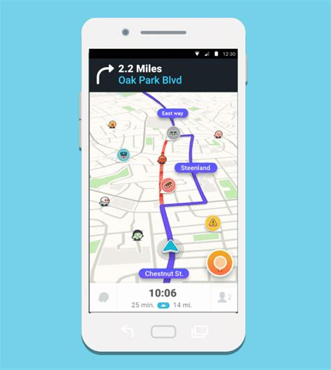 waze app for android waze 4 0 for android released with redesigned menu minimized battery usage