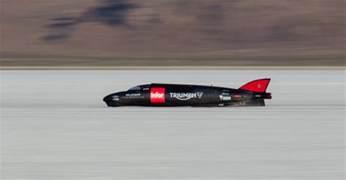 Worlds Fastest Triumph Infor Rocket Becomes World S Fastest Triumph