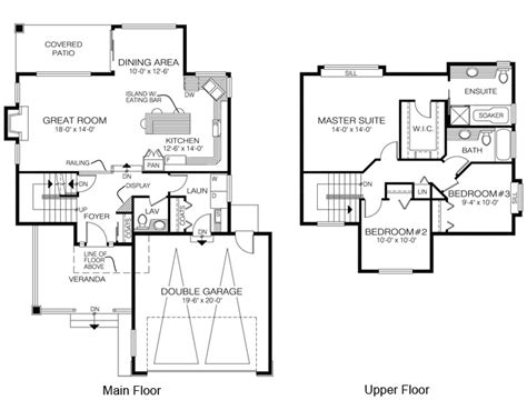 cedar home floor plans house plans the downing cedar homes