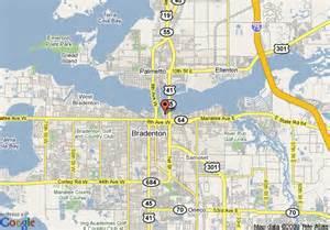 map of inn riverfront bradenton