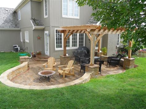 small backyard makeover small backyard makeovers archadeck of kansas city