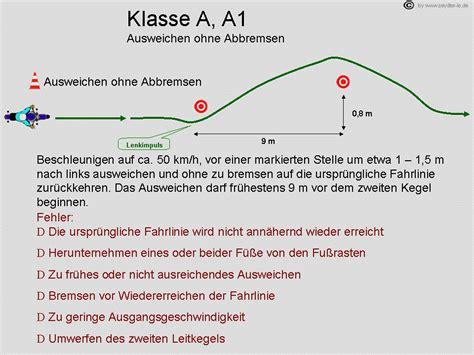 Grundfahrübungen Motorrad by Klassen Fahrschule Seydler