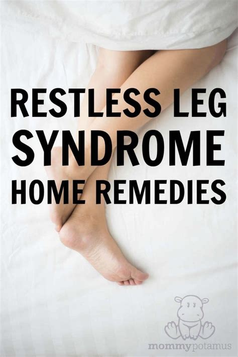 25 best ideas about restless leg on