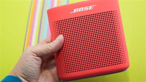 bose soundlink color review bose soundlink color ii review a great speaker gets even