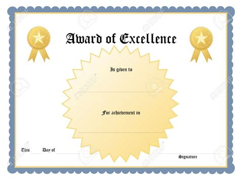 awards and certificate templates award certificate templates certificate templates