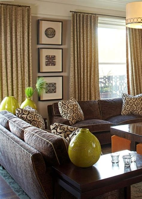 brown and green living room taupe brown and green living room for the home pinterest