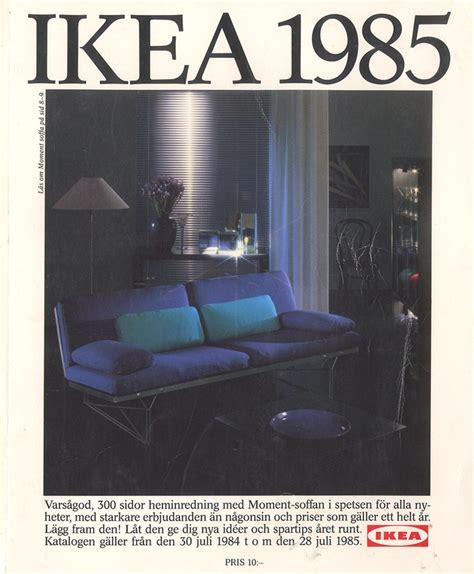 ikea futura ikea catalog covers from 1951 2014 futura home decorating
