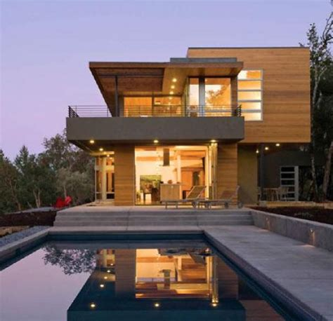 contemporary home log siding on a contemporary home windows siding and
