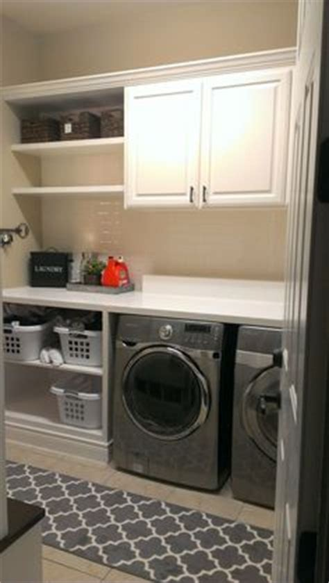 laundry room cabinets for sale laundry room makeover wood counters walmart tin totes