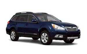 Subaru Outback Blue 2011 Subaru Outback Navy Blue 153229 Photo 12 Trucktrend