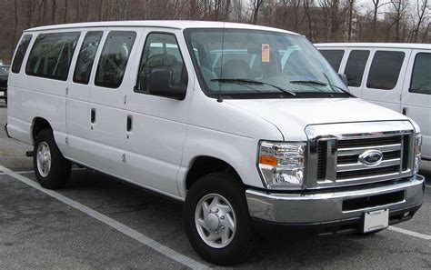 how things work cars 2000 ford econoline e350 parking system ford e series wikipedia