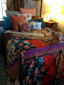 Peacock Comforter Set Alfa Img Showing Gt Vintage Boho Bedding