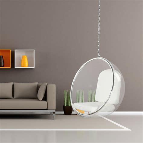 Acrylic Hanging Chair by Designer Modern Hanging Chair Pink Acrylic 187 Petagadget