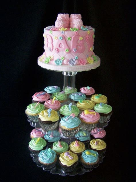 Cupcakes For A Baby Shower Recipes by Baby Shower Cupcakes Cakecentral
