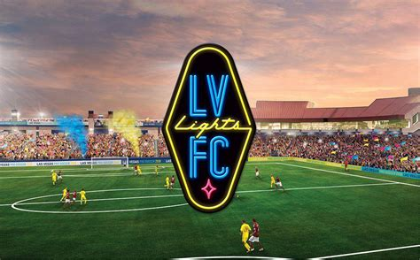 Las Vegas Lights Fc Soccer Start Up In City Soccer