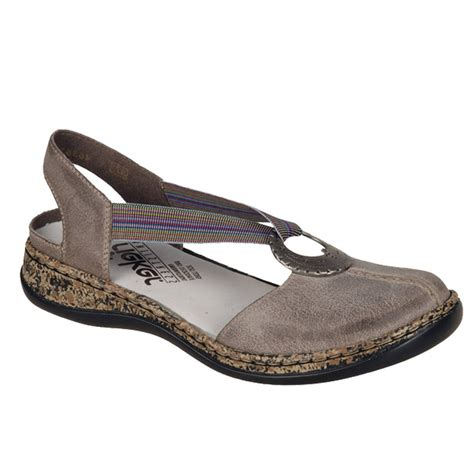 closed toes sandals rieker 46362 64 s casual closed toe sandal