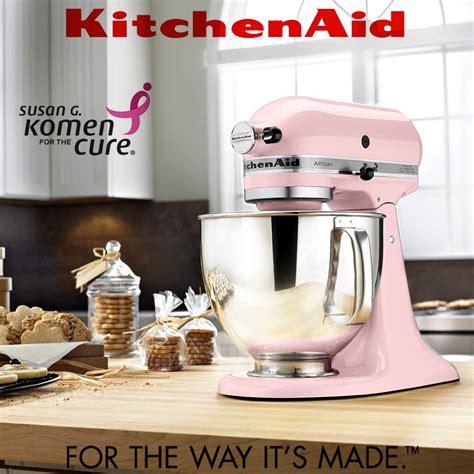 kitchenaid artisan stand mixer ksmps pink ka