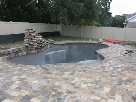 swimming pool pavers ta pool builder tropical pools and pavers how to