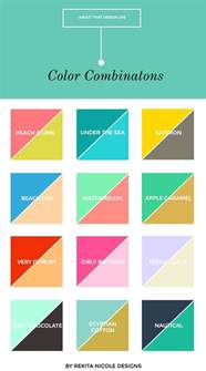 best 25 color combinations ideas on pinterest colour