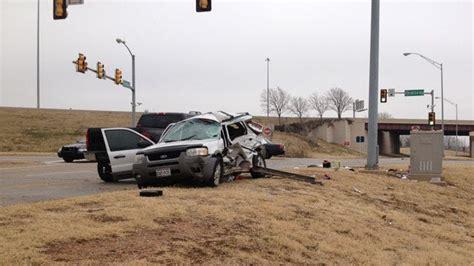 dead  car crash  downtown okc newsoncom tulsa  news weather video