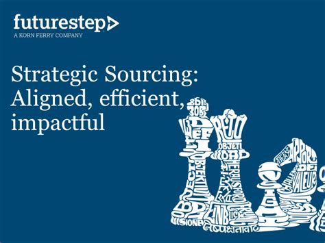 Deloitte Webcast Calendar Strategic Sourcing Aligned Efficient And Impactful
