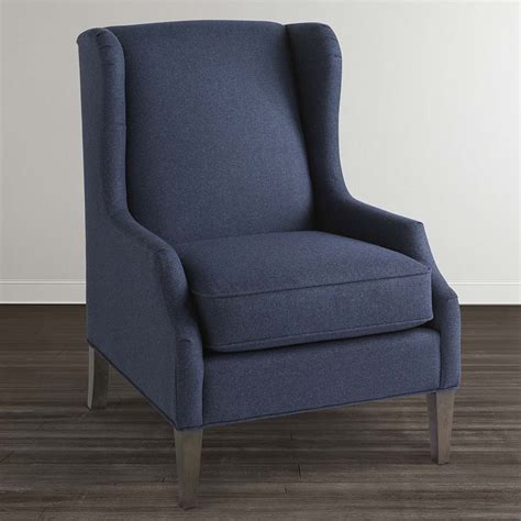 Upholstered Arm Chair by Blue Upholstered Arm Chair