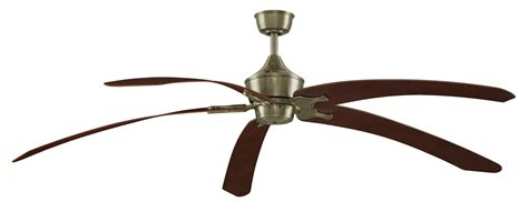 large indoor ceiling fans fanimation mad3252ab antique brass big island 80 quot 5 blade