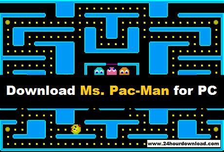 Download free game man ms pac