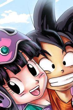 Mewarnai Gambar Chi Chi Dragon Ball Bonikids Coloring Page Pinterest Dragon Ball Chi