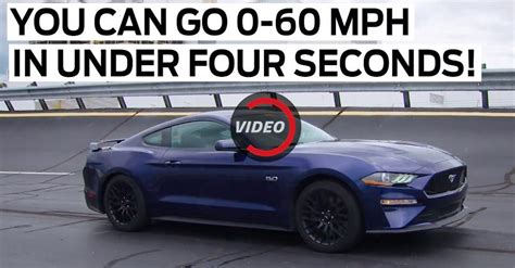 Striping Mahkota Cobra 6 2018 ford mustang gt to offer 0 60 in 4 seconds with drag mode