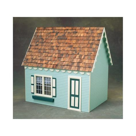 dollhouse 1 inch scale keeper s house dollhouse kit dollhouses dollhouse kits