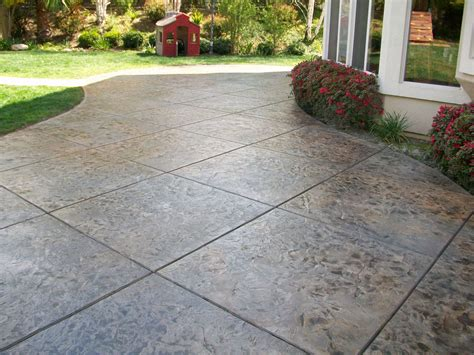 poured concrete patio pin by robb nielsen on backyard concrete