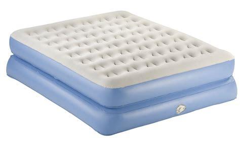 bedroom mattress review of soundasleep dream series air mattress inside
