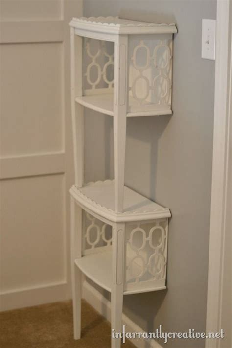 bookcase turned into bench 60 ways to make diy shelves a part of your home s d 233 cor