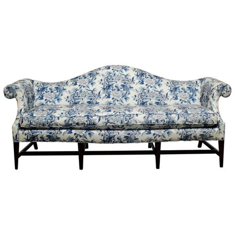camelback sofas for sale chippendale style camelback sofa with chinoiserie dragon