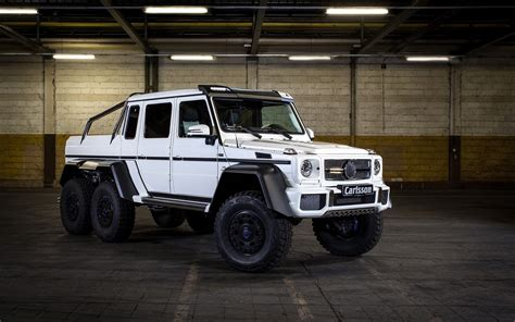 mercedes 6x6 6x6 g wagon 2015 autos post