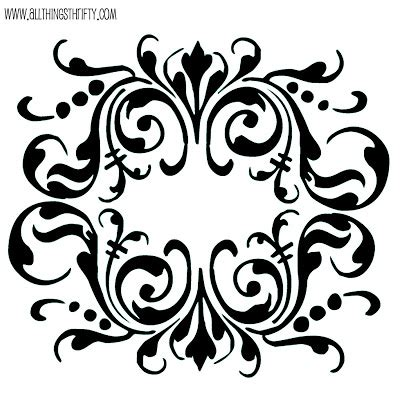 free printable home decor stencils stencil patterns just for you