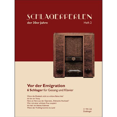 Len 30er Jahre by Schlagerperlen Der 30er Jahre Band 2