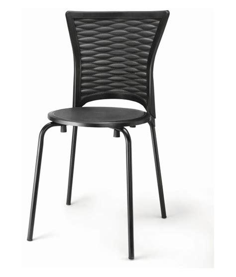 nilkamal novella chair ns14 black buy at best