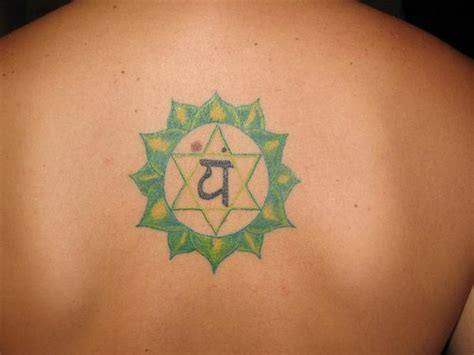 heart chakra tattoos designs anahata chakra by vegashiva on deviantart