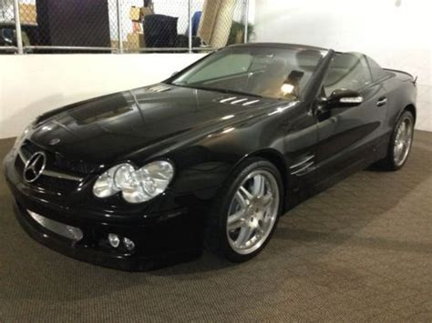 how does cars work 2003 mercedes benz sl class auto manual sell used 2003 mercedes benz sl class sl500 brabus