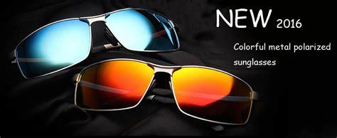 Kacamata Hitam Pria Black Yellow 6560 kacamata polarized sunglasses 3403 black yellow jakartanotebook